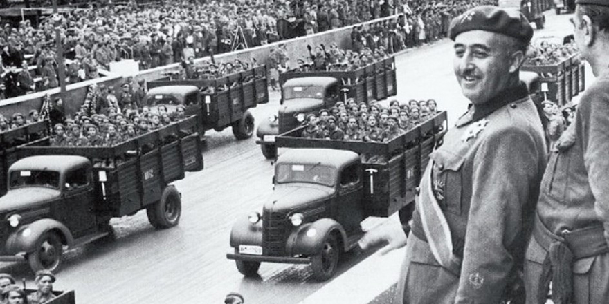 Franco'ya destek verenler ve İspanya İç Savaşı