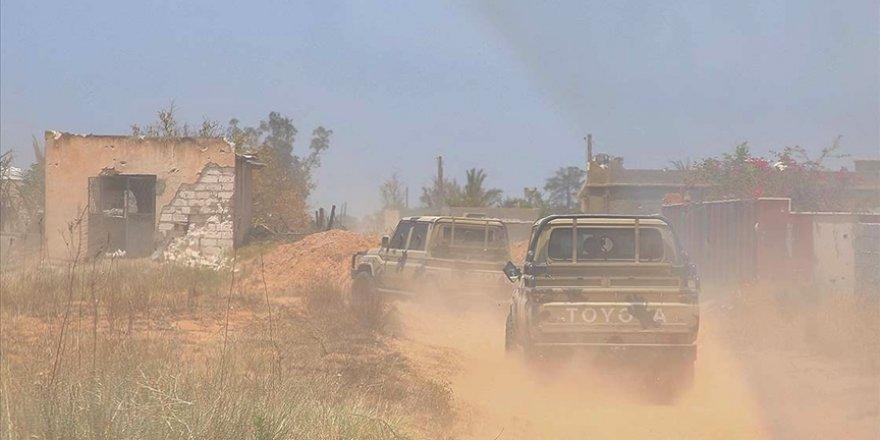 Libya'da ateşkesin sağlanması paralı askerlerin çıkarılmasına bağlı