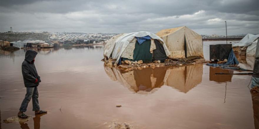 İdlib'deki yardım kuruluşlarından BM'ye acil yardım talebi