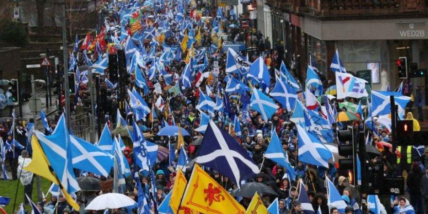 İskoçya'da bağımsızlık referandumu hazırlığı