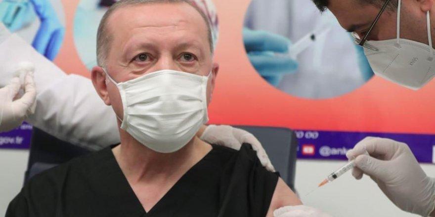 Cumhurbaşkanı Erdoğan: 50 milyon doz aşı gelecek