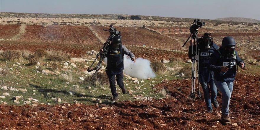 Filistin'de Kovid-19'un sebep olduğu ekonomik kriz basın sektörünü de vurdu