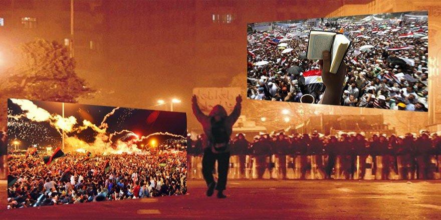 10. Yılında 'Arap Baharı': Beklenen sonucu henüz getirmemiş olması Devrim'i büsbütün anlamsız kılar mı?