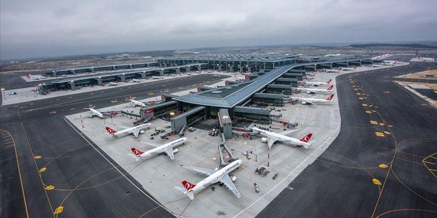 Türkiye 26 Ocak'ta uçuşlarda Avrupa'nın zirvesine çıktı