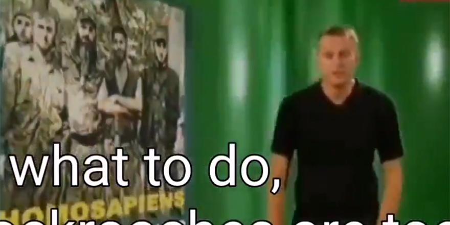 Navaly'nin Müslüman ve Yahudi düşmanlığı