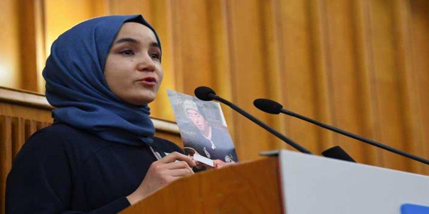 Doğu Türkistanlı Nursiman Abduraşid, Sınırsız'a konuştu