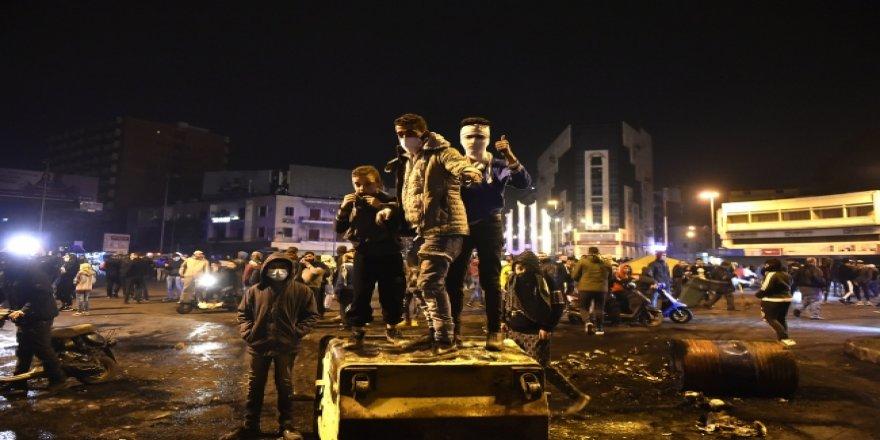 Lübnan'da protestolar şiddet olaylarına dönüştü