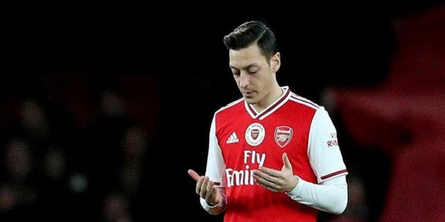 Mesut Özil: Sözünü sakınmayan!