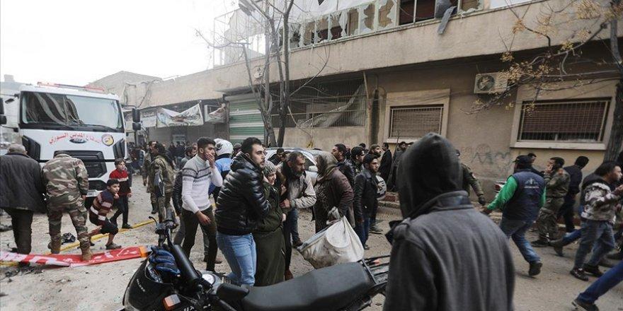 El-Bab ve Azez'de saldırı: 10 ölü, 24 yaralı