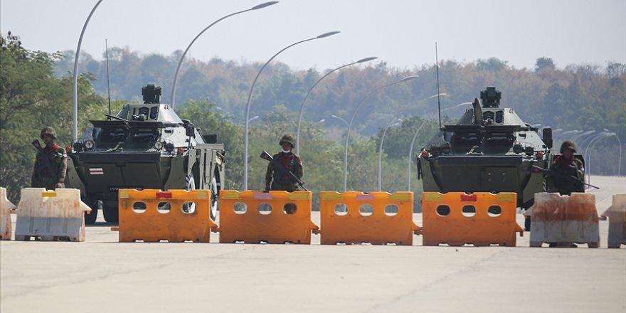 Arakanlı aktivistlerden 'Myanmar ordusunu durdurun' çağrısı