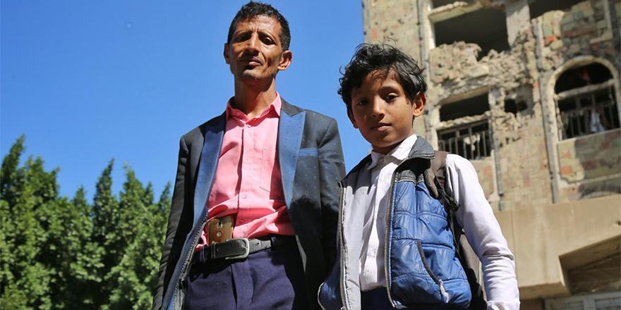 Keskin nişancılar, mayınlar ve ölüm: Yemen'de hayat