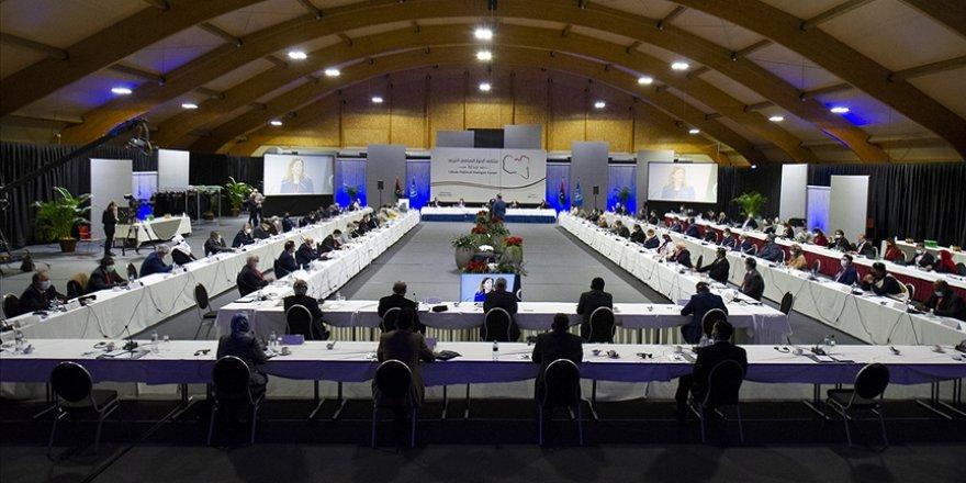Libya Siyasi Diyalog Forumu, geçici hükümeti belirlemek için İsviçre'de toplandı