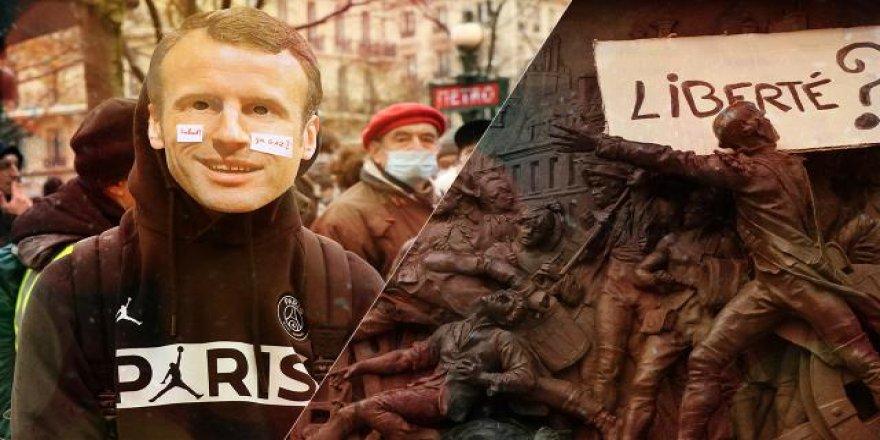 5 soruda Fransa'daki İslam karşıtı tasarı