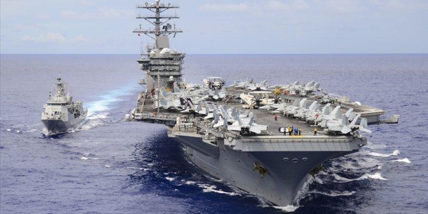 ABD, USS Nimitz uçak gemisini Orta Doğu'dan çekti