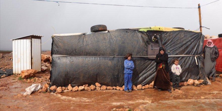 İDDEF'ten Lübnan'daki Suriyeliler için acil yardım çağrısı