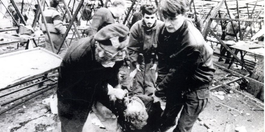 Saraybosna'daki kanlı 'Markale katliamının' 27. yıldönümü