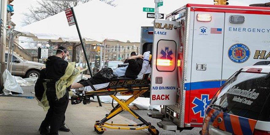 ABD'de bir günde 4 bin 983 kişi öldü