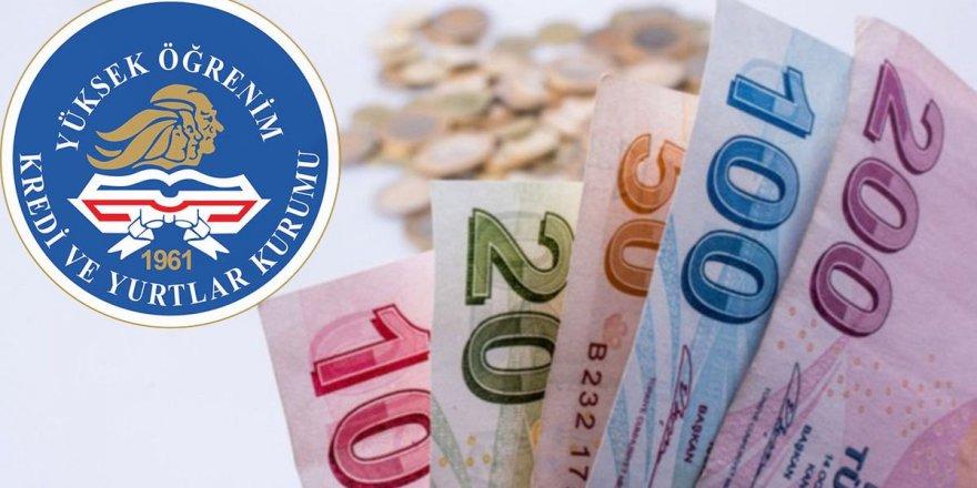 KYK burs ve kredi Şubat ayı ödemeleri başladı