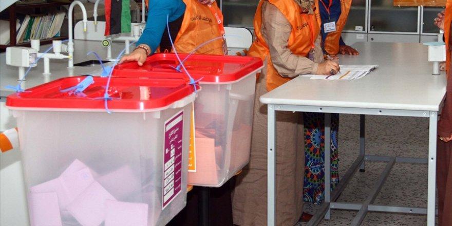 Trablus'ta halk, belediye seçimleri için sandıklara gitti