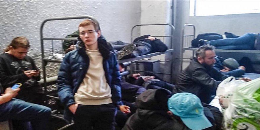 Rusya'da cezaevleri Navalny destekçileriyle doldu