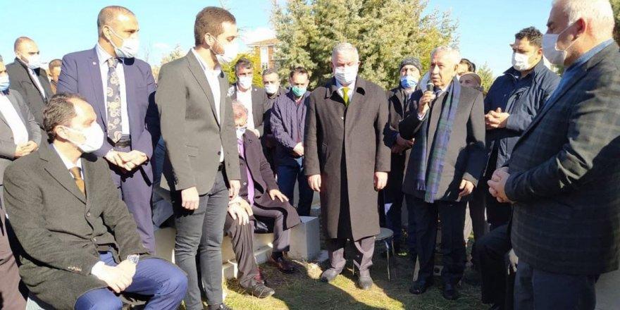 Bülent Arınç: Dünün mağdurları bugün mağrur oldu