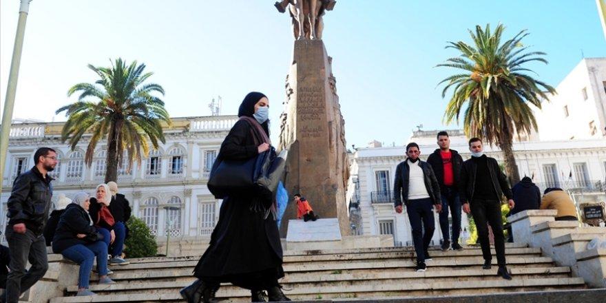 Fas, Filistin ve Cezayir'de Kovid-19 kaynaklı ölümler arttı