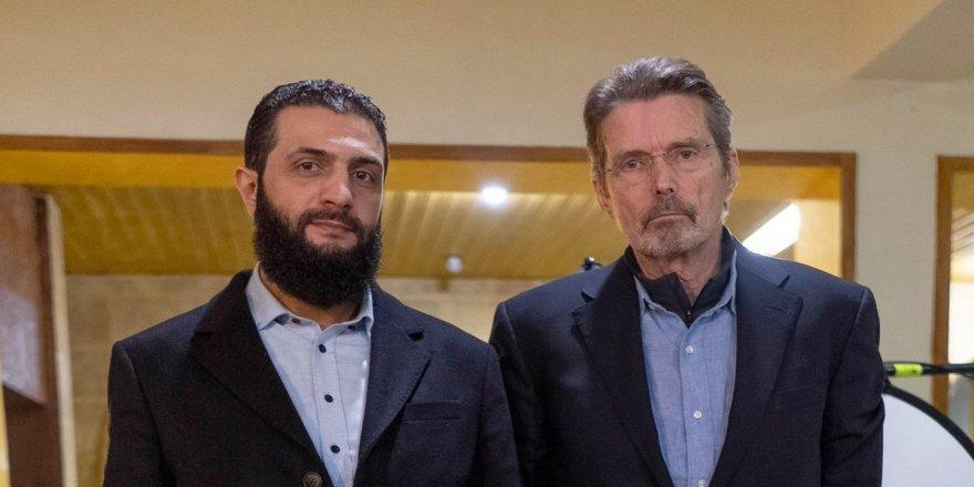 ABD'li gazeteci HTŞ lideri Colani ile röportaj yaptığını duyurdu