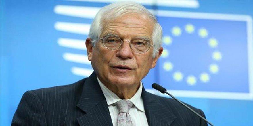 AB Yüksek Temsilcisi Borrell istifasını isteyenlere karşı kendini savundu