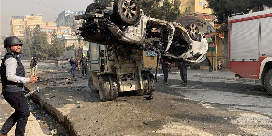 Kabil'de bombalı saldırılarda 2 kişi öldü
