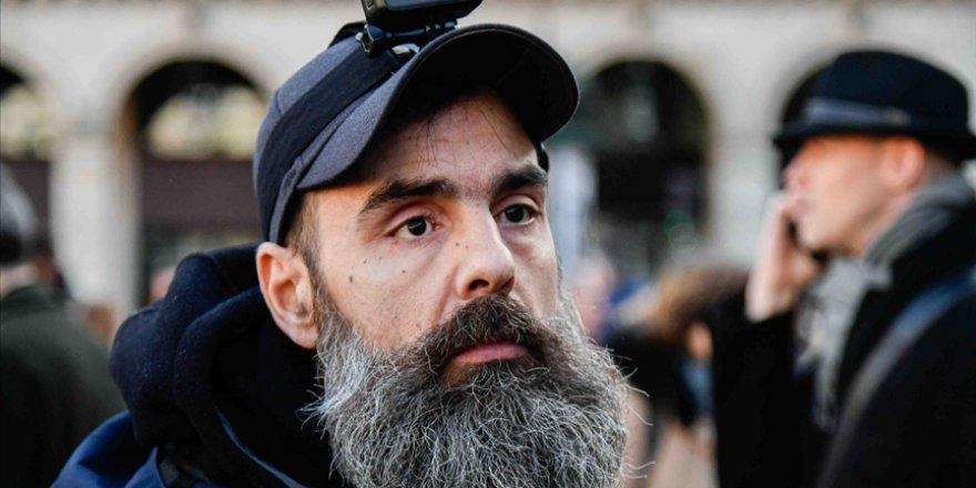 Fransa'da sarı yeleklilerin liderlerinden Rodrigues: Devlet hayatımı mahvetti