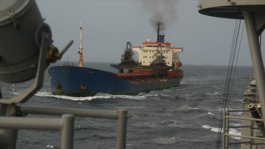 Korsanlar tarafından kaçırılan 15 Türkiyeli denizci kurtarıldı