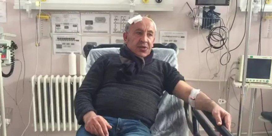 Bitlis'in Mutki Belediye Başkanı'na bıçaklı ve sopalı saldırı