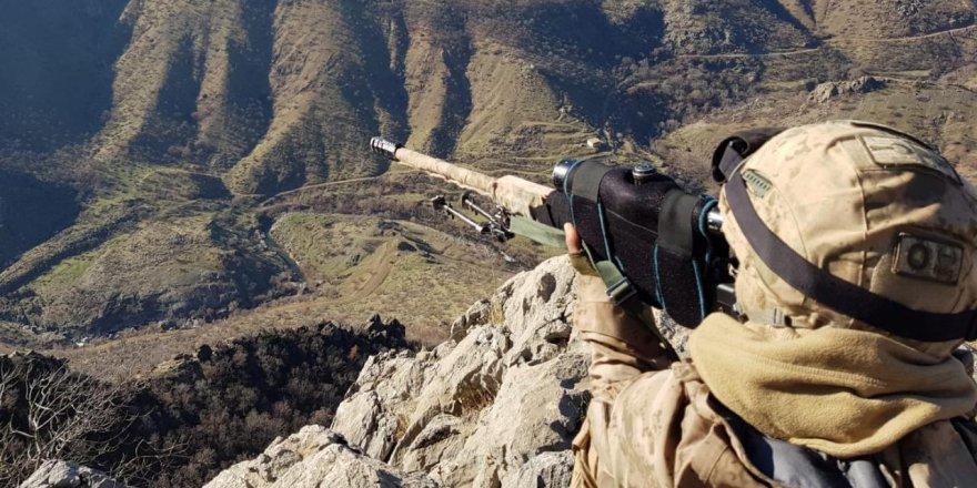 Gara'daki operasyonda 48 PKK'lı ölü ele geçirildi