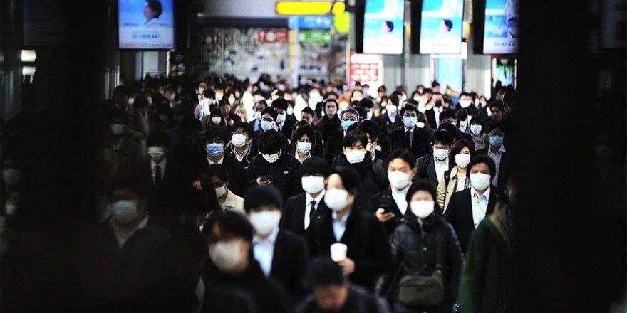 Japonya ekonomisinde tarihinin ikinci büyük daralması