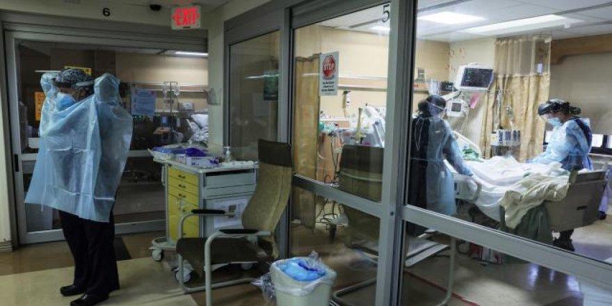 ABD'de hastanelerde tıbbi malzeme sıkıntısı yaşanıyor