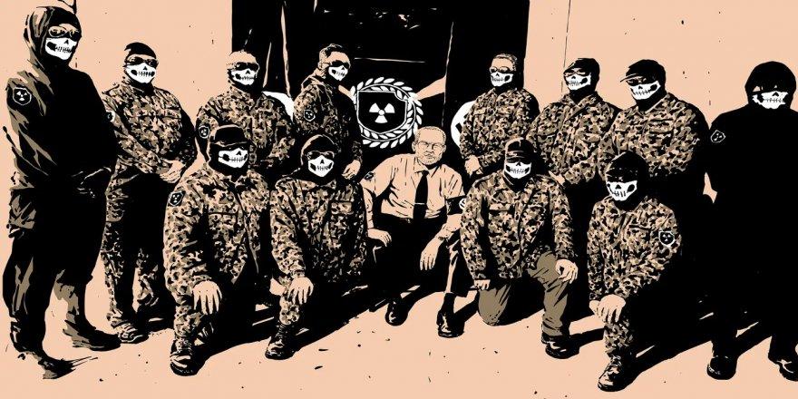 Faşist Enternasyonel: Uluslararası aşırı sağ/neo-nazi hareketler