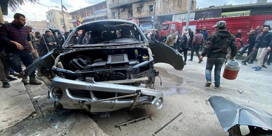 El-Bab'da terör saldırısı: 1 ölü, 3 yaralı