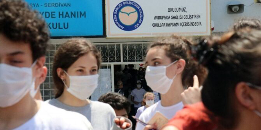 Ortaöğretim başarı puanı, pandemi ve adalet