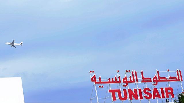 Tunus Havayolları süresiz greve giriyor