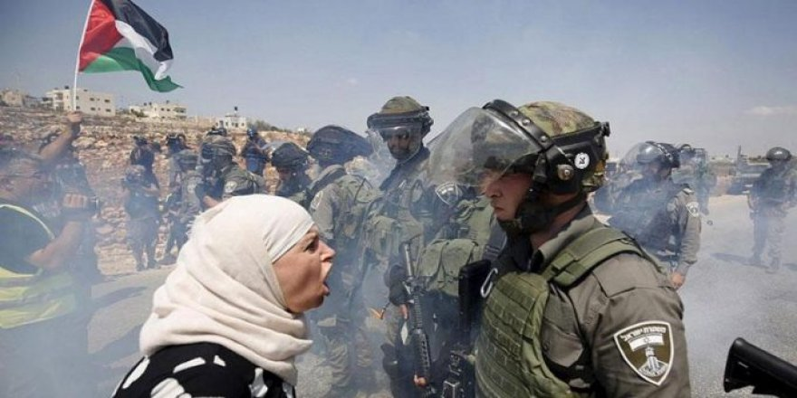 Filistin'de işlenen savaş suçlarını soruşturmak için engel kalmadı