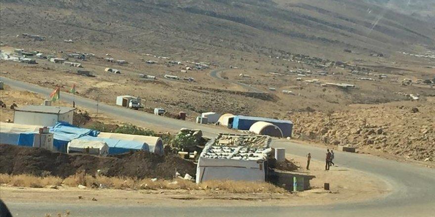 Sincar operasyonu, PKK/YBŞ ve İran destekli milisler
