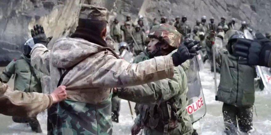Çin 9 ay sonra açıkladı: Hindistan ile çatışmada 4 asker öldü