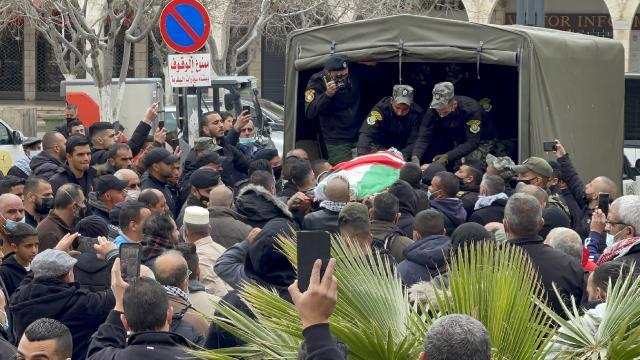 6 ay önce İsrail cezaevinde hayatını kaybetti, bugün defnedildi