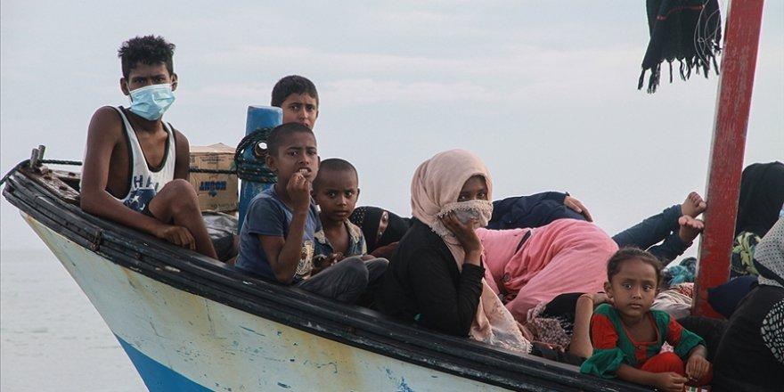 UNHCR'den Andaman Denizi'nde mahsur kalan Arakanlıların kurtarılması için çağrı
