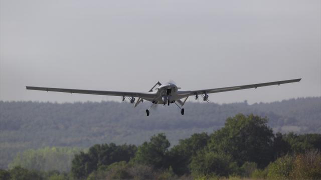 AB'den insansız hava aracı adımı