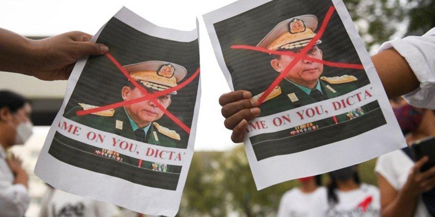 Biden yönetiminden Myanmar'daki 2 generale yaptırım kararı
