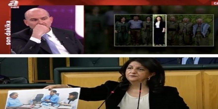 """Buldan'dan Soylu'ya: """"Kandil'e devletin onayı ve ricasıyla gittik, bizi İHA'larla korudular"""""""