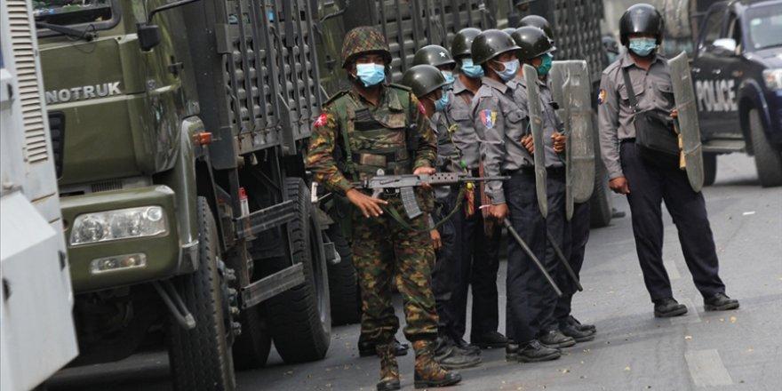 Uluslararası 137 sivil toplum örgütünden BMGK'ye Myanmar ordusuna silah ambargosu uygulaması çağrısı
