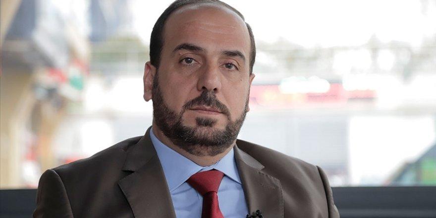 SMDK Başkanı Hariri: ABD Suriye krizine köklü çözümler aramadı