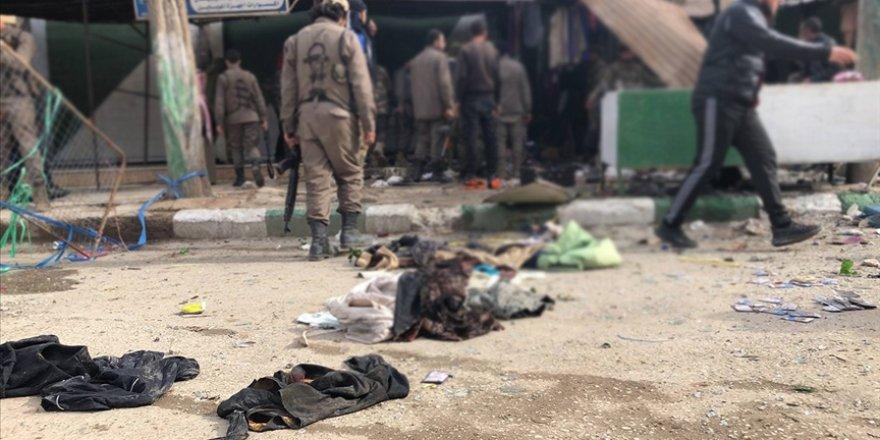 Rasulayn'da tavuk pazarında terör saldırısı: 2 ölü